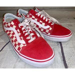 Vans old skool sneakers men's sz 8